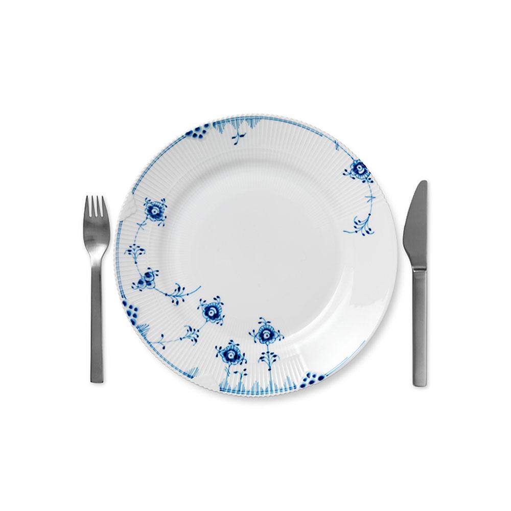 royal copenhagen blue elements dinner plate paris. Black Bedroom Furniture Sets. Home Design Ideas