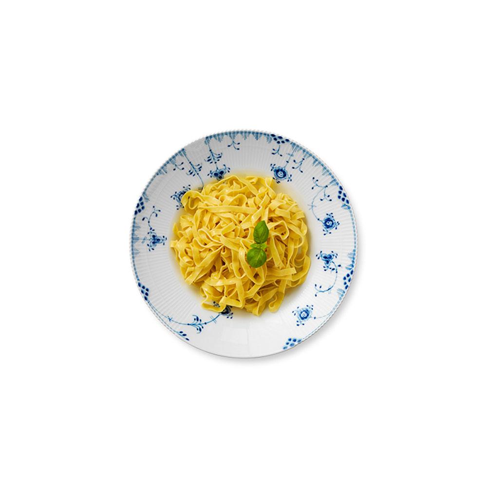 royal copenhagen blue elements rim soup bowl paris. Black Bedroom Furniture Sets. Home Design Ideas