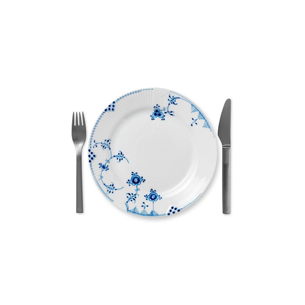 royal copenhagen blue elements salad plate paris. Black Bedroom Furniture Sets. Home Design Ideas