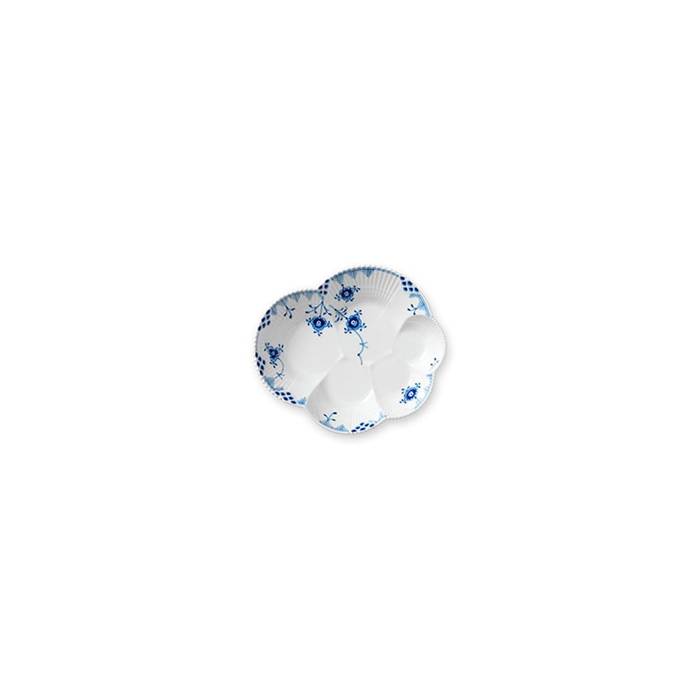 royal copenhagen blue elements sky shaped dish paris. Black Bedroom Furniture Sets. Home Design Ideas