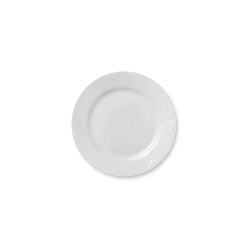 royal copenhagen white elements salad plate paris. Black Bedroom Furniture Sets. Home Design Ideas