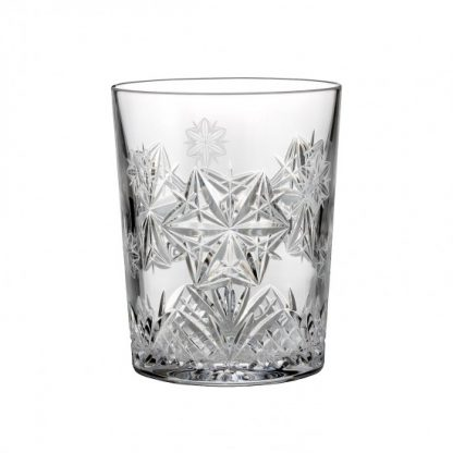 Waterford 2014 Snowflake Wishes For Peace Mooncoin Double Old Fashioned