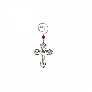 Waterford 2015 Annual Mini Cross Ornament