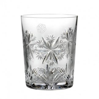 Waterford  2016 Snowflake Wishes For Serenity Leana Double Old Fashioned