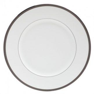 Waterford Aras Grey Dinner Plate