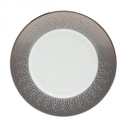 Waterford Aras Grey Salad Plate