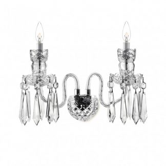 Waterford Avoca Double Arm Wall Sconce