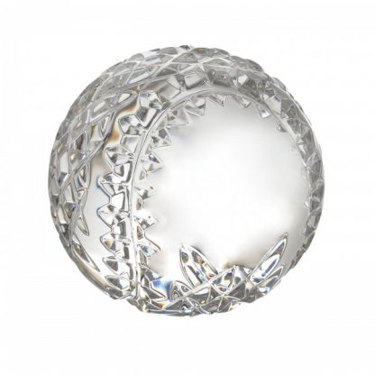 Waterford Baseball Paperweight