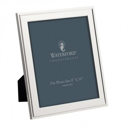 Waterford Classic Silver 8x10 Frame