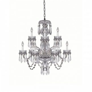 Waterford Cranmore 9-Arm Chandelier