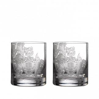 Waterford Crest Barware Collection Crest Tumbler