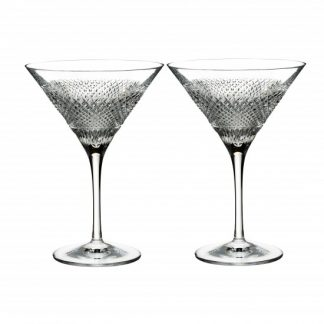 Waterford Diamond Line Martini