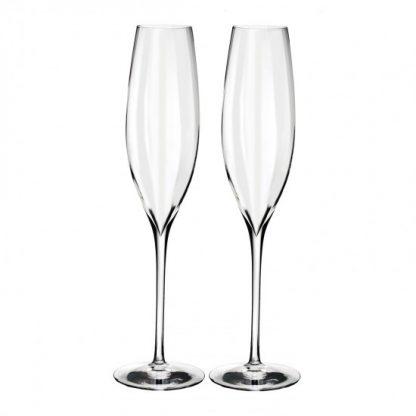 Waterford Elegance Optic Classic Champagne Flute