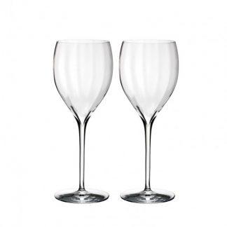 Waterford Elegance Optic Crisp White