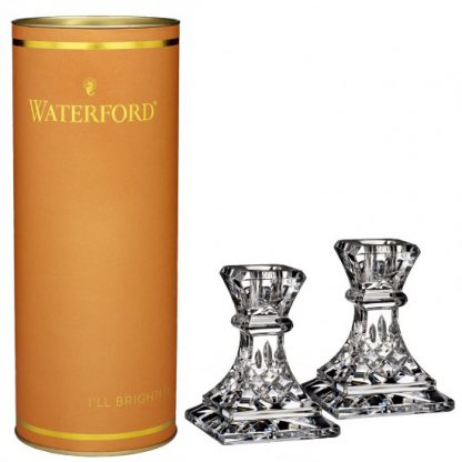 Waterford Giftology Giftology Lismore 4in Candlestick