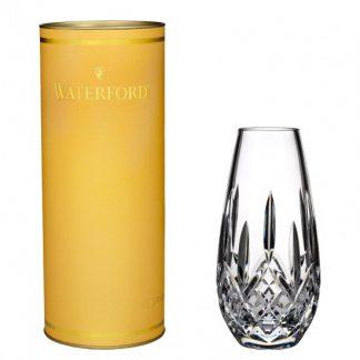 Waterford Giftology Lismore Honey 6in Bud Vase
