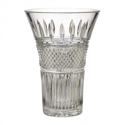 Waterford Irish Lace 10in Vase