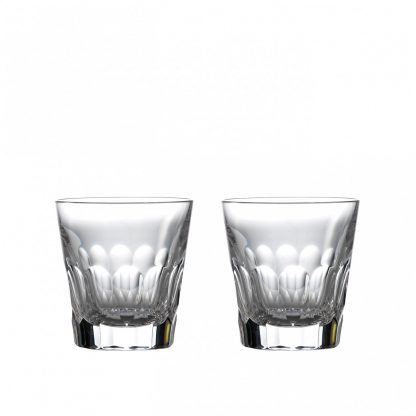 Waterford Jeff Leatham Icon Icon Double Old Fashioned Pair