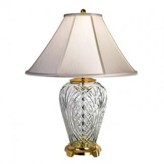 Waterford Kilkenny Polished 29in Table Lamp