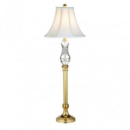 Waterford Lismore 35.5in Buffet Lamp