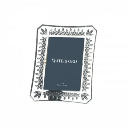 Waterford Lismore 4x6 Picture Frame