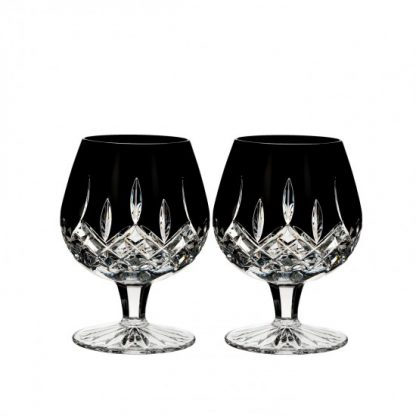Waterford Lismore Black Brandy