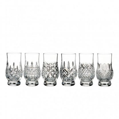 Waterford Lismore Connoisseur Heritage 5.7oz Footed Tasting Tumbler