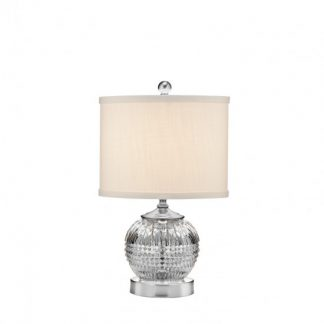 Waterford Lismore Diamond 15in Mini Accent Lamp