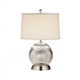 Waterford Lismore Diamond 21.5in Table Lamp