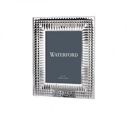 Waterford Lismore Diamond 5x7 Frame