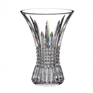 Waterford Lismore Diamond 8in Vase