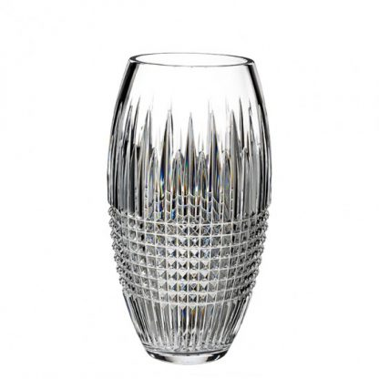 Waterford Lismore Diamond Encore 12in Vase