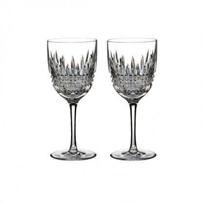 Waterford Lismore Diamond Goblet