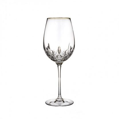 Waterford Lismore Essence Gold Goblet