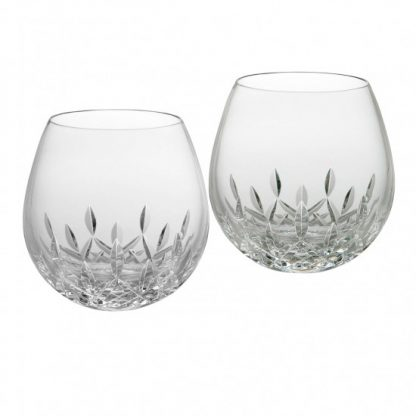 Waterford Lismore Nouveau Stemless Light Red Wine