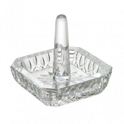 Waterford Vanity Lismore Square Ring Holder