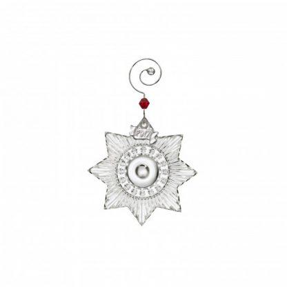 Waterford  Mini Star Ornament
