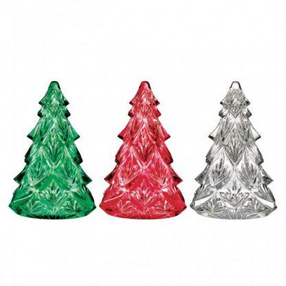 Waterford  Mini Tree Set Of 3