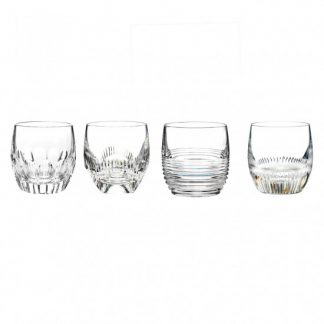 Waterford Mixology Assorted Clear Tumbler
