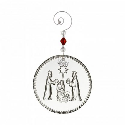 Waterford Nativity Three Wise Men Ornament
