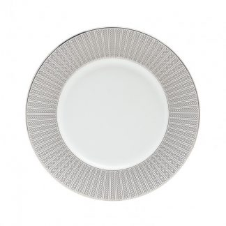 Waterford Olann Platinum Accent Salad Plate