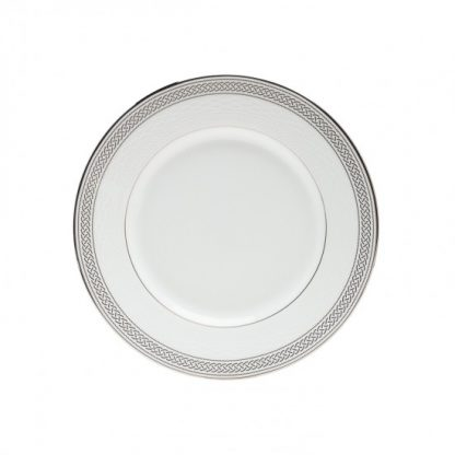 Waterford Short Stories Olann Dinnerware Olann Platinum Bread & Butter Plate