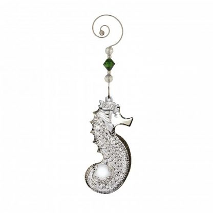 Waterford  Seahorse Ornament