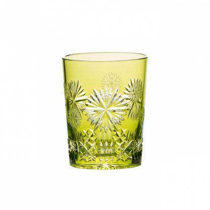 Waterford Snowflake Wishes 2019 Snowflake Wishes Prosperity Prestige Edition Double Old Fashioned Lime