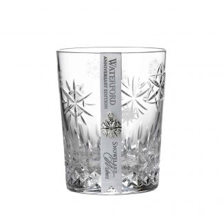 Waterford Snowflake Wishes Love Anniversary Edition Dof