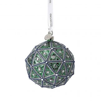 Waterford Times Square Replica Ball Ornament