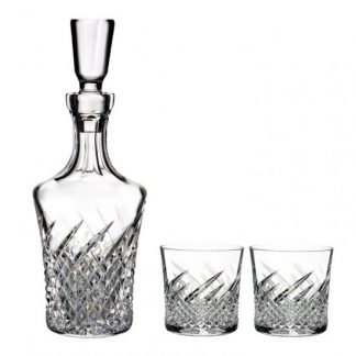 Waterford Wild Atlantic Way Decanter & Rock Glasses